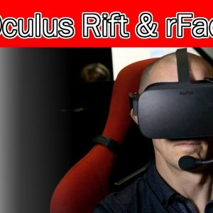 The Oculus Rift & rFactor 2