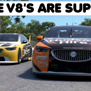 Automobilista 2 VR : We race the Super V8's at Adelaide as we check out the latest update.