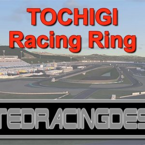Tochigi Racing Ring - New track from URD