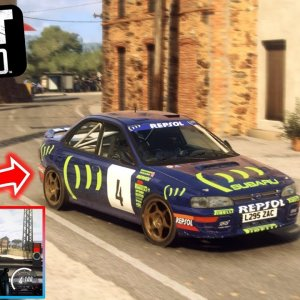 DiRT Rally 2.0 / POV / KETENG 900 / SUBARU IMPREZA 1995 / SPAIN