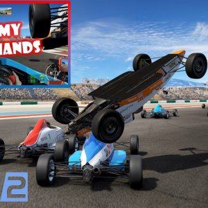 Project CARS 2 / POV / Circuit gangster / KETENG 900 / Autódromo do Algarve / Formula Rookie
