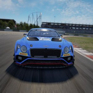 Assetto Corsa Competizione - Bentley Continental GT3 2018 At Nürburgring