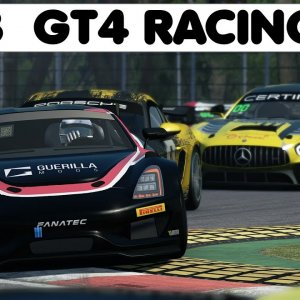 Assetto Corsa : Guerilla Mods GT4 Car Pack : First Look