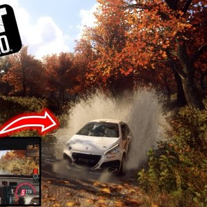 DiRT Rally 2.0 / POV / KETENG 900 / PEUGEOT 208 R2 / New England, USA