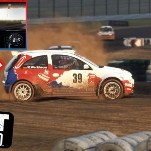 DiRT Rally 2.0 / POV / KETENG 900 / Does it hit the wall?! / BELGIUM / Opel Corsa Super 1600