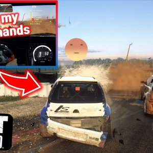 DiRT Rally 2.0 / POV / KETENG 900 / Don't bother me ㅠㅠ / BELGIUM / Opel Corsa Super 1600