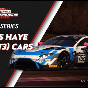 What Is GT3 Racing? SRO E-Sport GT Series AM Championship Chris Haye Video