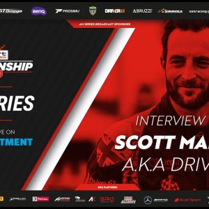 Driver 61 | Scott Mansell On How To Go Fast In Sim Racing