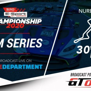 SRO E-Sport GT Series AM Championship | Round 3: Nürburgring (Re-Live)