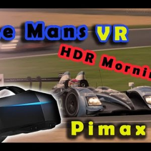 Iracing Le mans HPD HDR