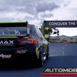 Conquer the mountain - Super V8 - Bathurst - Automobilista 2 Beta