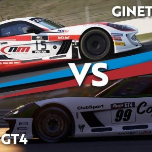 Automobilista 2 vs Assetto Corsa Competizione | One Car, Two Sims: Which One Got It Right?