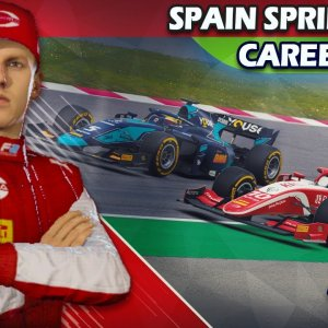 THE SAFETY CAR RUINS OUR RACE!!!! | F1 2020 CAREER MODE #6