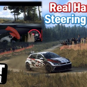 VOLKSWAGEN POLO GTI R5 Scotland DiRT Rally 2.0 / KETENG 900 Gameplay