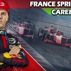 THUNDERSTORM ON DRY TYRES!!!! | F1 2020 CAREER MODE #9