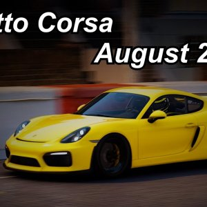 Assetto Corsa - Anfang August 2020