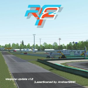 rFactor2 [News] Magione [LaserScanned] Update v1.2 [by Andrea1968] 1080p FH