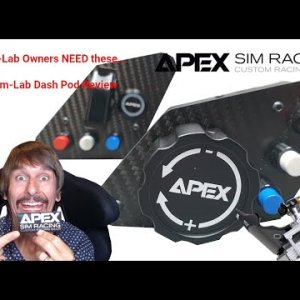 Sim-Lab Owner? You NEED These | Apex Dash Pods Hardware Review