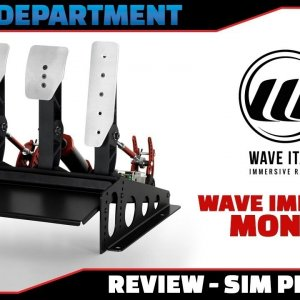 RD Review | Wave Impetus Monza Sim Pedals Pro: High End Sim Racing Pedals