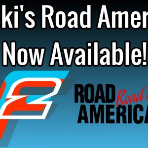 LilSki's Road America 2019 Now Available for rFactor2 - Free Download Link