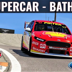 Assetto Corsa | V8 Supercar HOTLAP at Bathurst | 4K