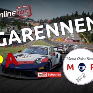 MOR - ACC Ligarennen #6 Spa im Porsche P991 | Gameplay PC | Let's Play Deutsch