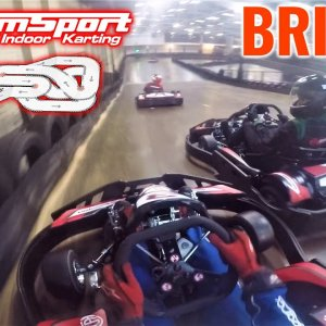 My First Time at Teamsport Bristol | University of Bath Motorsports | (09/10/2020)