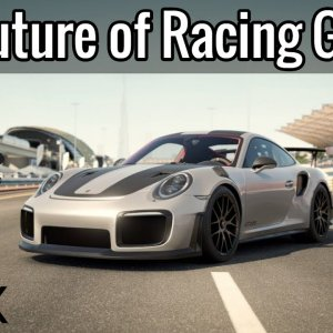 PS5 & Xbox Series X/S - The Next Gen Future of Racing Games