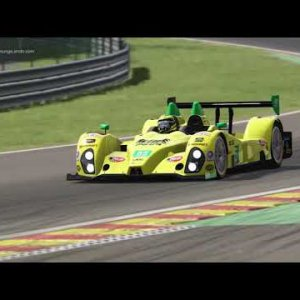 AC • Oreca FLM´09 @ Spa-Franchorchamps • Multiplayer