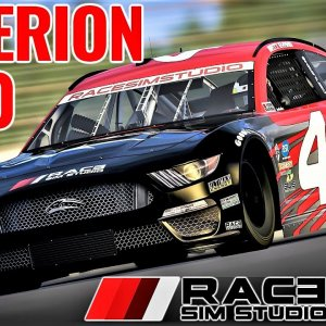 RSS Hyperion 2020 | 2 Lap Race at Daytona Road Course | Assetto Corsa
