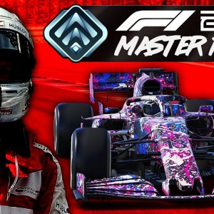 F1 2020 Road to Master Rank #1