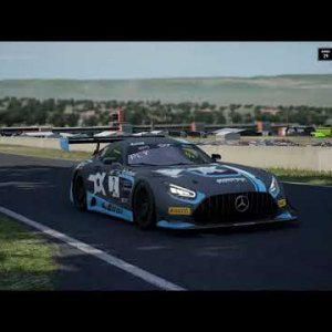 Mercedes AMG GT3 Evo @ Mount Panorama Bathurst´20 • Multiplayer