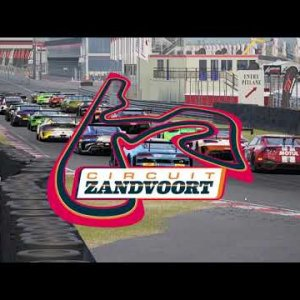 "ACC • A few laps with ""Phoenix Racing"" Audi R8 LMS Evo GT3 @ Zandvoort • Multiplayer"