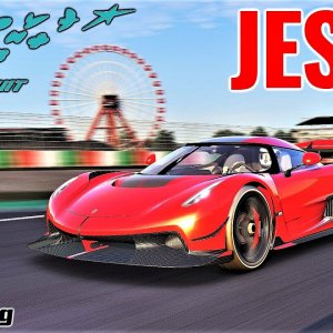 Koenigsegg Jesko | HOTLAPS at Suzuka Circuit | Assetto Corsa | (Mod Download)