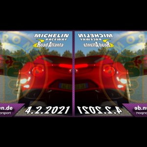 AC • Alfa Romeo 4C @ Road Atlanta GP • Full Race Multiplayer