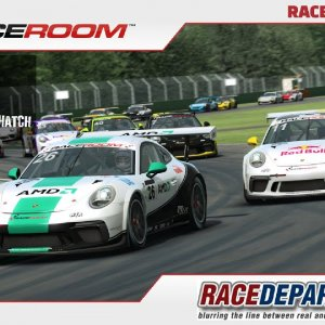 R3E • Porsche 911 GT3 Cup @ Zhuhai GP/CHN • Race 1 & 2 • Full Race Multiplayer by Racedepartment