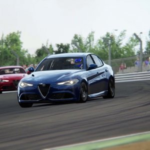AC • Alfa Romeo QV @ Brands Hatch GP/ENG • E2L Multiplayer