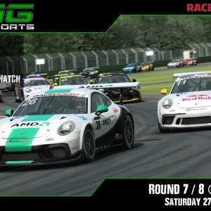 R3E Racing Club | Porsche 911 Series R7 / R8 @ Imola - Saturday 27/02/21