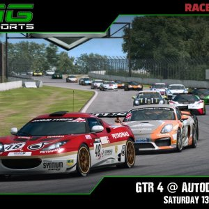 R3E Racing Club | GTR 4 @ Autodrom Most - Saturday 13/03/21