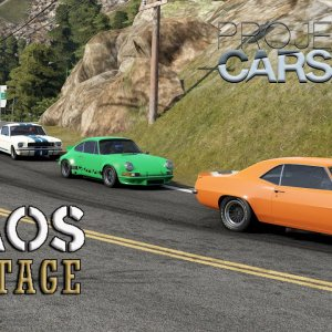 Project Cars 2 * KAOS Vintage and Shelby [mod download]