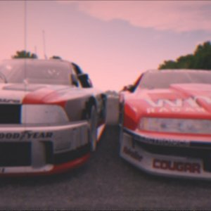5 cylinder Audi VS a Pack of V8 Monsters - The Audi 90 Quattro's Unfair  Advantage