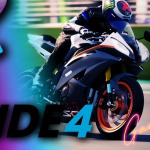 RIDE 4 - GAMEPLAY - IMOLA - 2005 YAMAHA YZF-R6