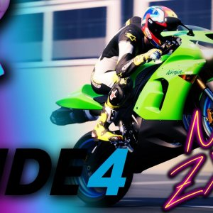 RIDE 4 - GAMEPLAY - KAYALAMI - 2005 KAWASAKI NINJA ZX6R