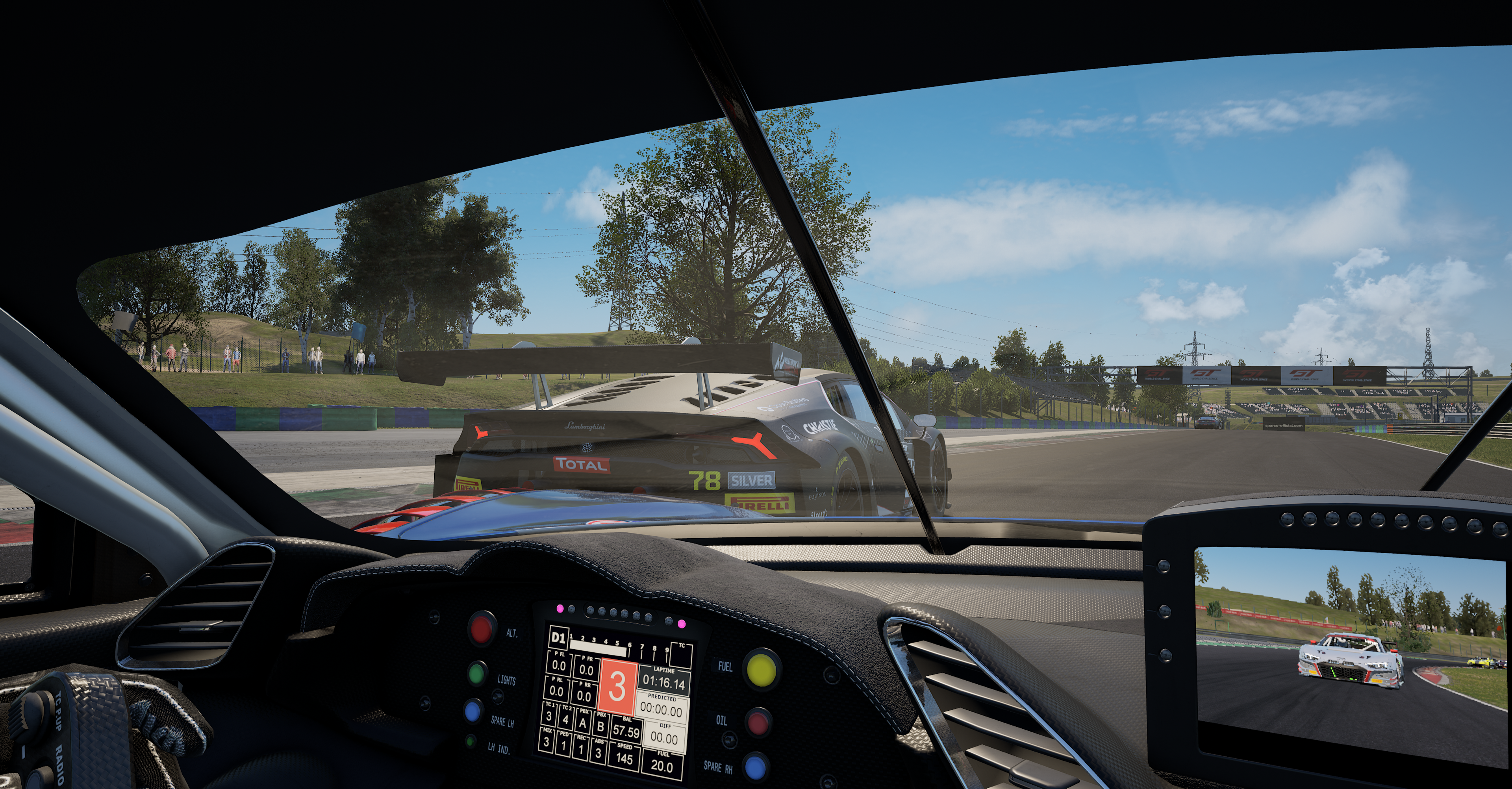 ACC Club Race 90 Mins of Hungaroring